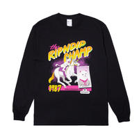 RIPNDIP Riding Champ L/S Black