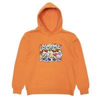 RIPNDIP Looney Gang Hoodie Orange