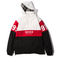 Deviluse Anorak Jacket WHITE/RED
