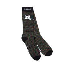 RIPNDIP Peek A Nermal Socks Space Yarn Dye