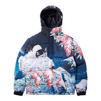 RIPNDIP Snow Bird Puffer Jacket Multi