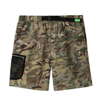 HUF CROSBY SHORT LODEN