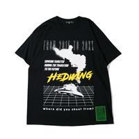 HEDWiNG Sniped U.F.O T-shirt Black
