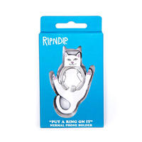 Ripndip Lord Nermal Phone D-Ring (White)