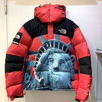 Supreme®︎ The North Face®︎ Statue of Liberty Baltro Jacket Red