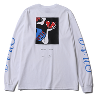 Deviluse Witchcraft L/S T-shirts White