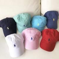 POLO RALPH LAUREN STRAPBACK CAP