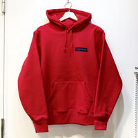 Supreme Stop Crying Hooded Sweatshirt Red