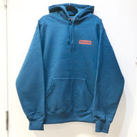 Supreme Stop Crying Hooded Sweatshirt MarinBlue