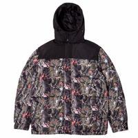 RIPNDIP Nerm & Jerm Tree Camo Puffer Jacket Multi