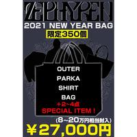 【予約販売】ZEPHYREN 2021 NEW YEAR BAG