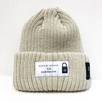 Deviluse Patch Beanie Olive