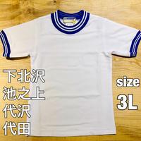 小学校体操着(上)半袖運動シャツ  3L / BT15030