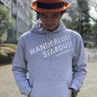 wanderlust stardust hoodie (Gray)