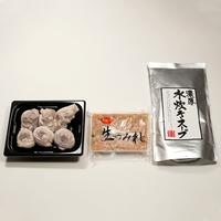 白濁スープの水炊きセットB(2〜3人用)