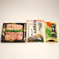 比内地鶏きりたんぽ鍋セット(2〜3人用)
