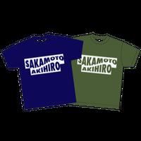 坂本明宏 オリジナルTシャツ