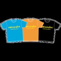 CHALLENGEロゴTシャツ