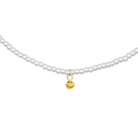 SUSAN ALEXANDRA   Pearly SMILE Necklace