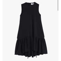 VVB   STRETCH DRESS   BLACK