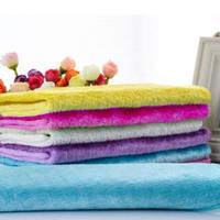 水だけで油汚れが落ちる不思議なクロス 厚手タイプ 30X30cm 5色5枚セット 洗剤不要で油汚れが簡単に拭き取れます 雑巾 ふきん マジッククロス