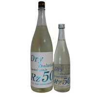 Rz50 純米吟醸 生 Dry Evolution 1800ml