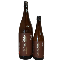 廣戸川 純米酒 秋あがり720ml