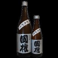国権 純米吟醸酒 秋あがり 1800ml