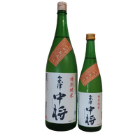 会津中将 特別純米酒 ひやおろし 1800ml