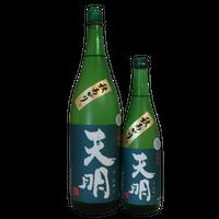 天明  秋あがり50 本生 純米吟醸 1800ml
