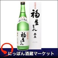 嘉泉 特別純米酒 福生まれ|720ml
