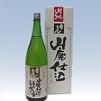常きげん 山廃仕込純米酒(1800ml)