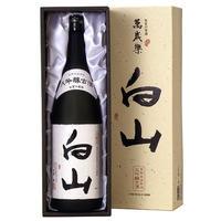 萬歳楽 白山 大吟醸古酒(1800ml)