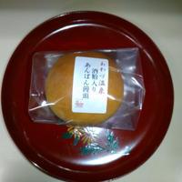 あわづ温泉 酒粕入りあんぱん饅頭 1個