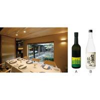 サケマルシェウィーク2020 Night-05 ラトリエ・ドゥ・ノト × 白藤酒造店&数馬酒造
