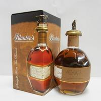 ブラントン ストレートフロムザバレル 並行 64.1% 700ml バーボンウイスキー