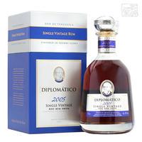 ディプロマティコ シングルヴィンテージ 2005 43度 700ml 正規 ラム酒