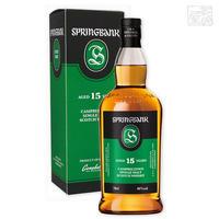 スプリングバンク15年 並行 46% 700ml シングルモルトスコッチウイスキー