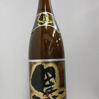 芋焼酎 小鹿 黒 25% 1800ml