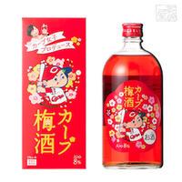 カープ梅酒 8度 720ml 中国醸造 リキュール