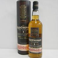 グレンドロナック 8年 ザヒーラン 並行 46% 700ml シングルモルトスコッチウイスキー