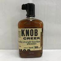 ノブクリーク 正規 50% 750ml スモールバッチ バーボンウイスキー
