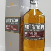 オーヘントッシャン12年 正規 40% 700ml シングルモルトスコッチウイスキー