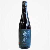 廣戸川 純米 亀の尾生酒 720ml(年2回の数量限定)