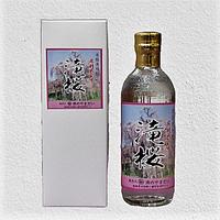 豊後の里麦焼酎滝桜ラベル(オリジナル)300ml
