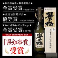 奥の松 大吟醸雫酒 十八代伊兵衛   720ml