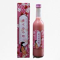 さくら小町麹の桃色あまざけ500ml 数量限定(カートン入り)