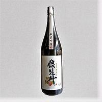 廣戸川純米吟醸銀牡丹 1800ml