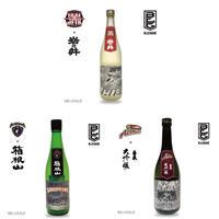 [3本セット] 千葉・神奈川・埼玉 -Collaboration with JI-ZA-KE-