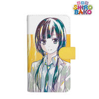 「SHIROBAKO」安原絵麻 Ani-Art 手帳型スマホケース【Mサイズ】